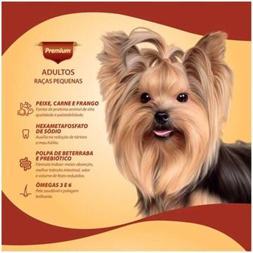 Ração Seca Quatree Gourmet Cães Adultos Raças Pequenas