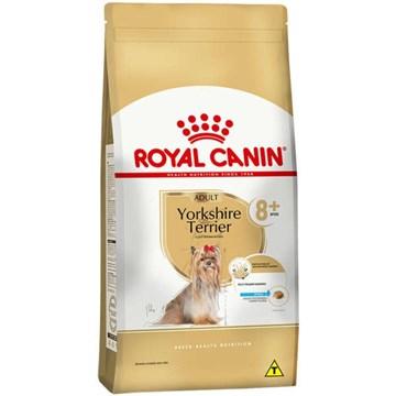 Ração Seca Royal Canin para Cães Adultos Yorkshire Terrier 8+