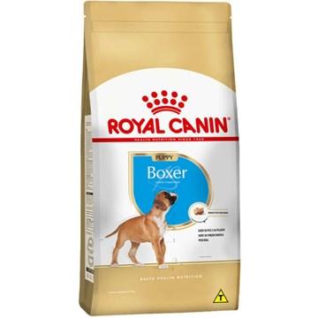 Ração Seca Royal Canin Puppy Boxer para Cães Filhotes