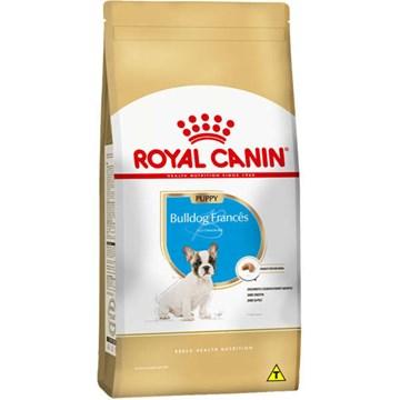 Ração Seca Royal Canin Puppy Bulldog Francês para Cães Filhotes