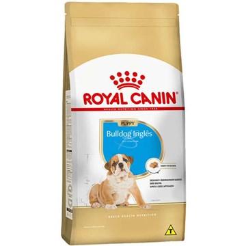Ração Seca Royal Canin Puppy Bulldog Inglês para Cães Filhotes