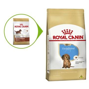 Ração Seca Royal Canin Puppy Dachshund para Cães Filhotes
