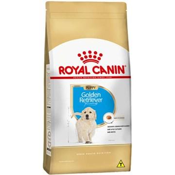 Ração Seca Royal Canin Puppy Golden Retriever para Cães Filhotes