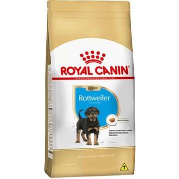 Ração Seca Royal Canin Puppy Rottweiler para Cães Filhotes