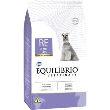 Ração Seca Total Equilíbrio Veterinary RE Renal Cães Adultos