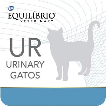 Ração Seca Total Equilíbrio Veterinary UR Urinary Gatos Adultos