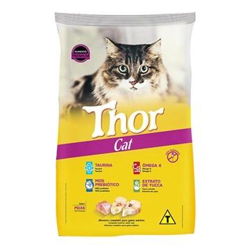 Ração Thor Cat Peixe 25 Kg