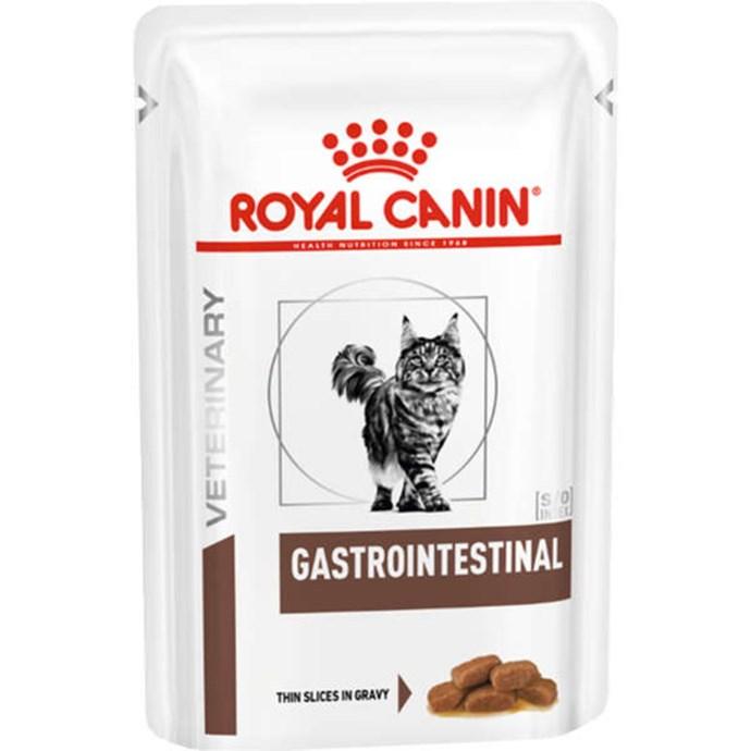 Ração Úmida Royal Canin Veterinary S/O Index Gastrointestinal Feline