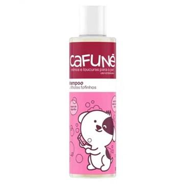 Shampoo Cafuné Filhotes para Cães e Gatos 300 Ml
