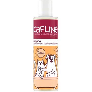Shampoo Cafuné Sem Fragrância Para Cães E Gatos 300 Ml