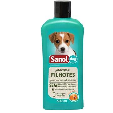 Shampoo Sanol Dog Filhotes