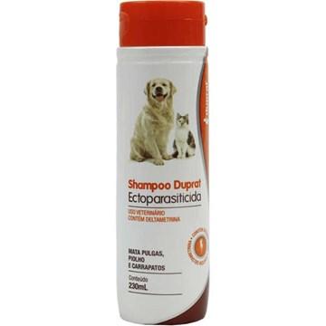 Shampoo Terapêutico Duprat Ectoparasiticida para Cães e Gatos