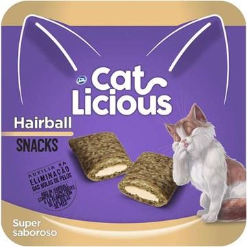 Snack Total CatLicious Snacks Hairball