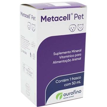 Suplemento Ourofino Metacell Pet