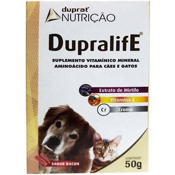Suplemento Vitamínico Mineral Duprat DupralifE para Cães e Gatos 50 Gr