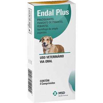 Vermifugo MSD Endal Plus